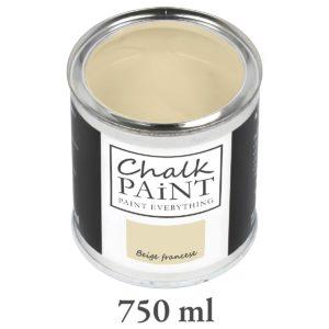 Chalk Paint Beige Francese 750 ml