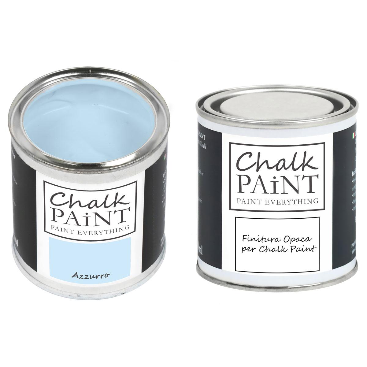 Chalk Paint azzurro paint magic
