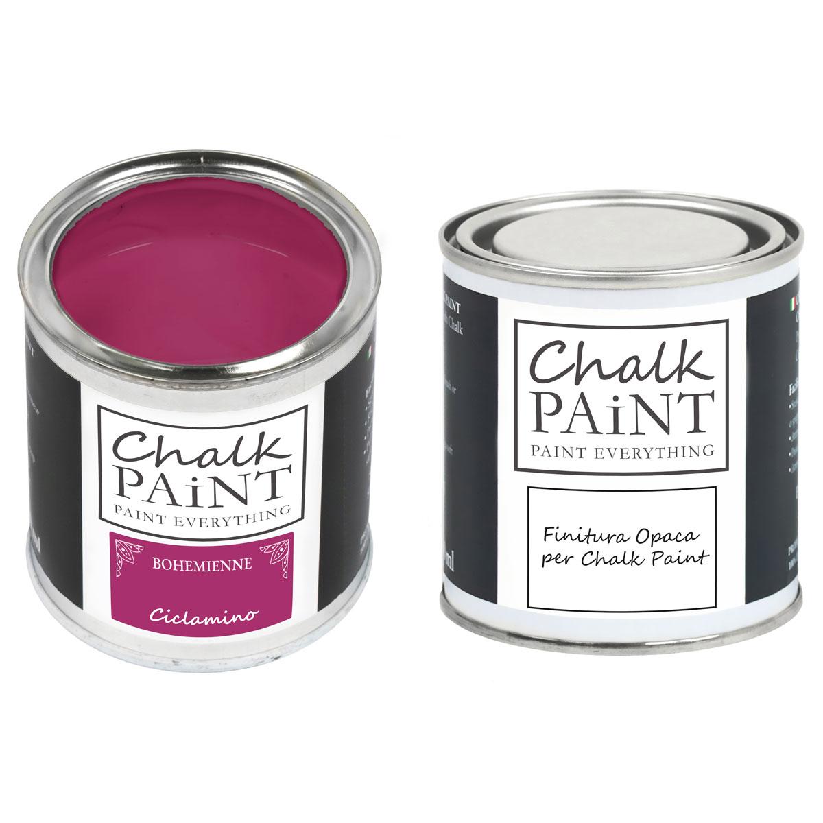Chalk Paint Ciclamino paint magic