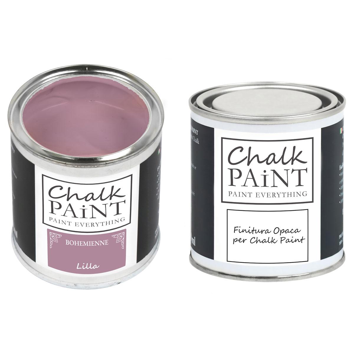 Chalk Paint Lilla paint magic