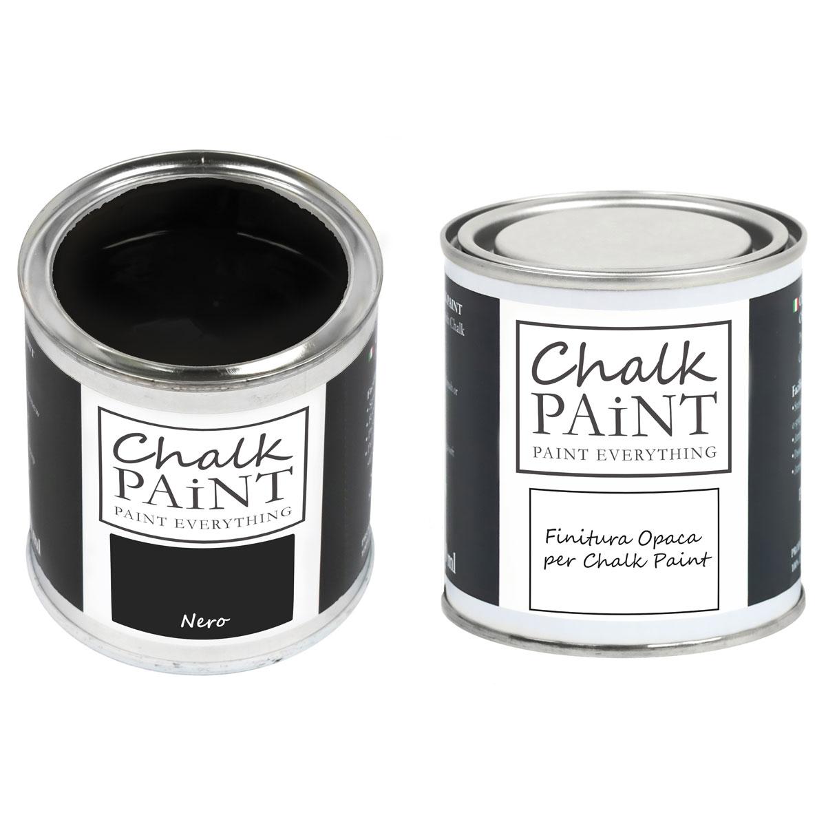 Chalk Paint Nero paint magic