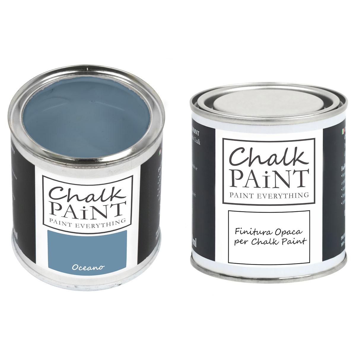 Chalk Paint Oceano paint magic