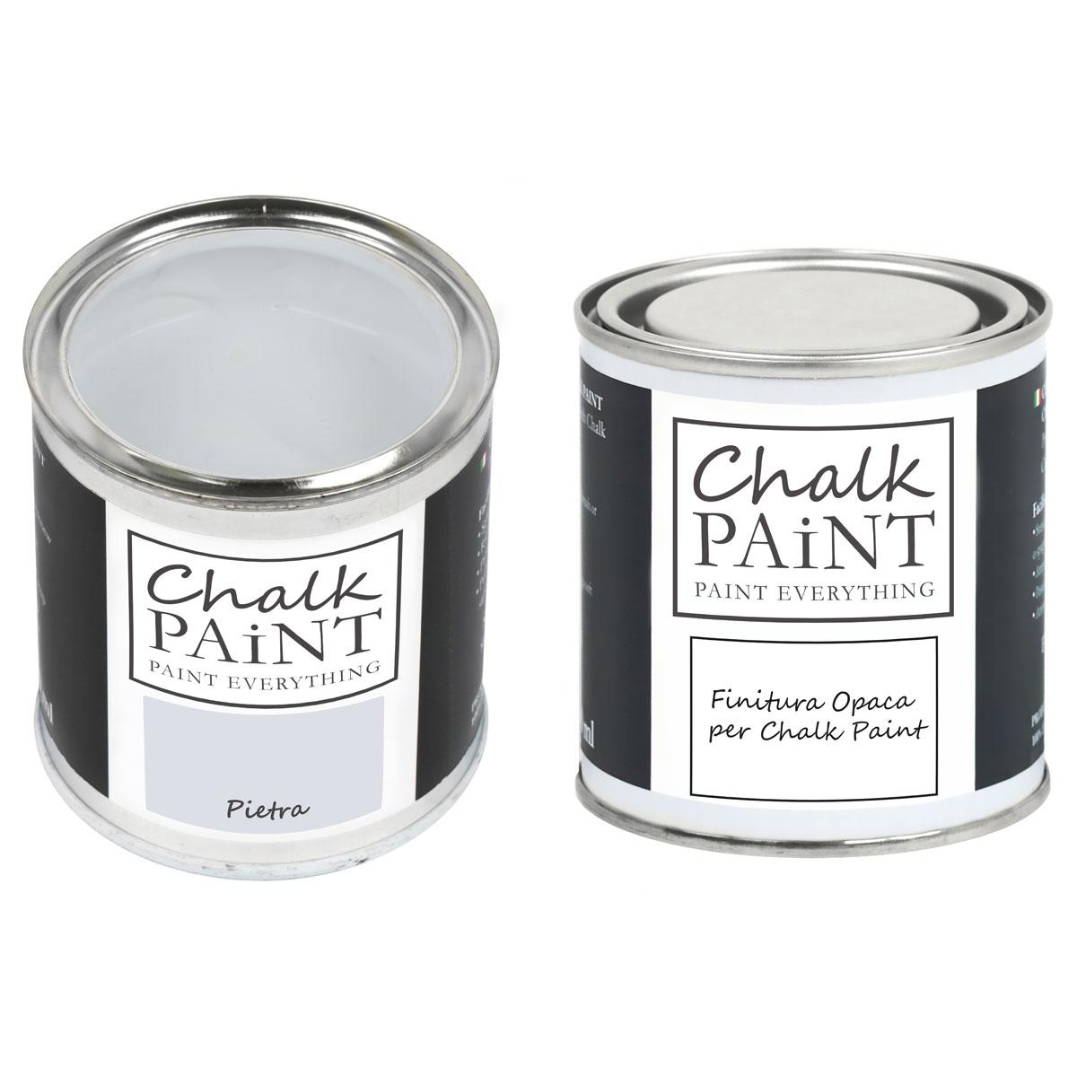 Chalk Paint Pietra decora facile
