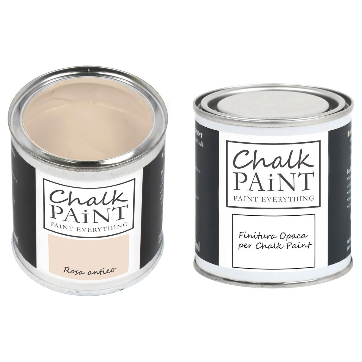 Chalk Paint Rosa Antico paint magic