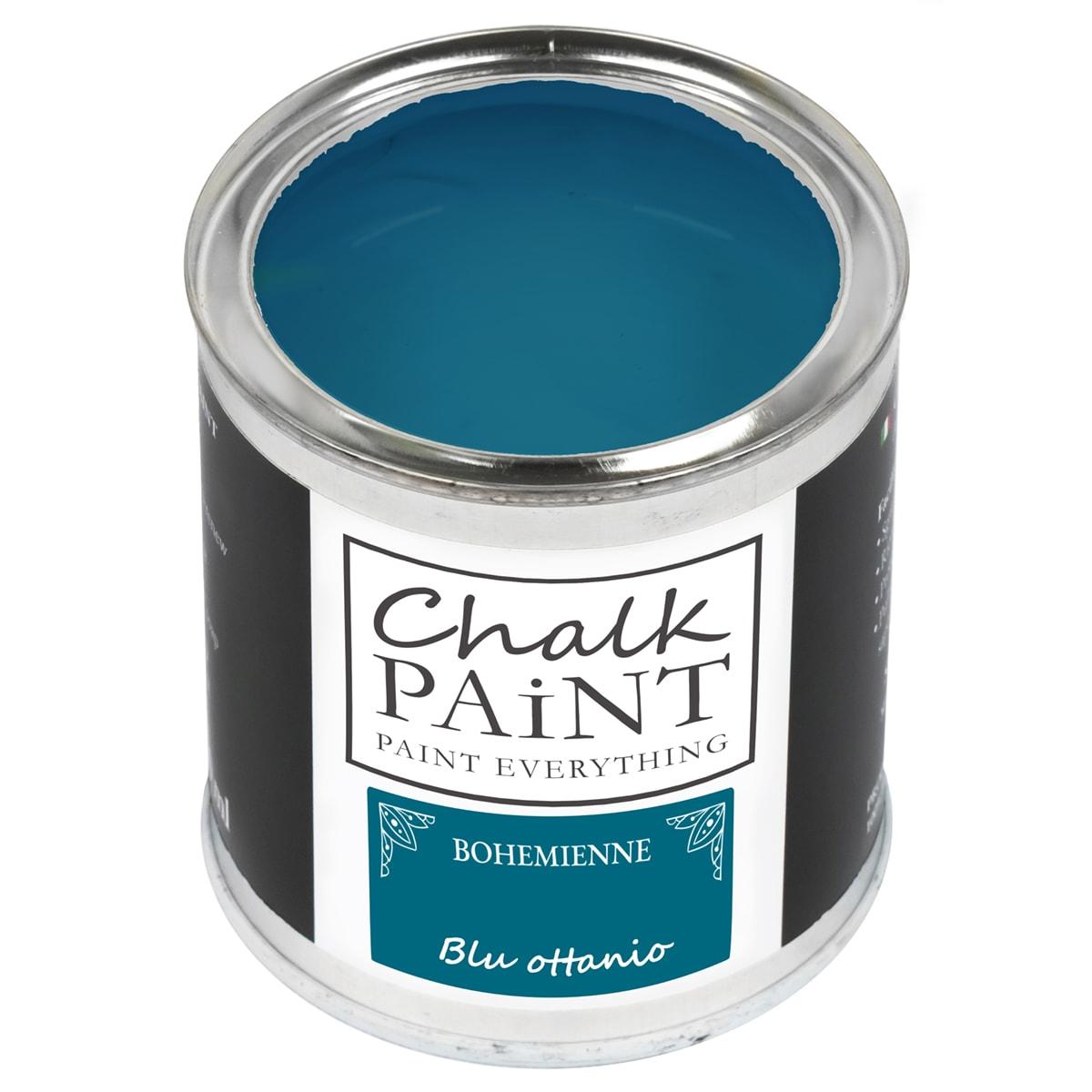 Chalk Paint Blu Ottanio