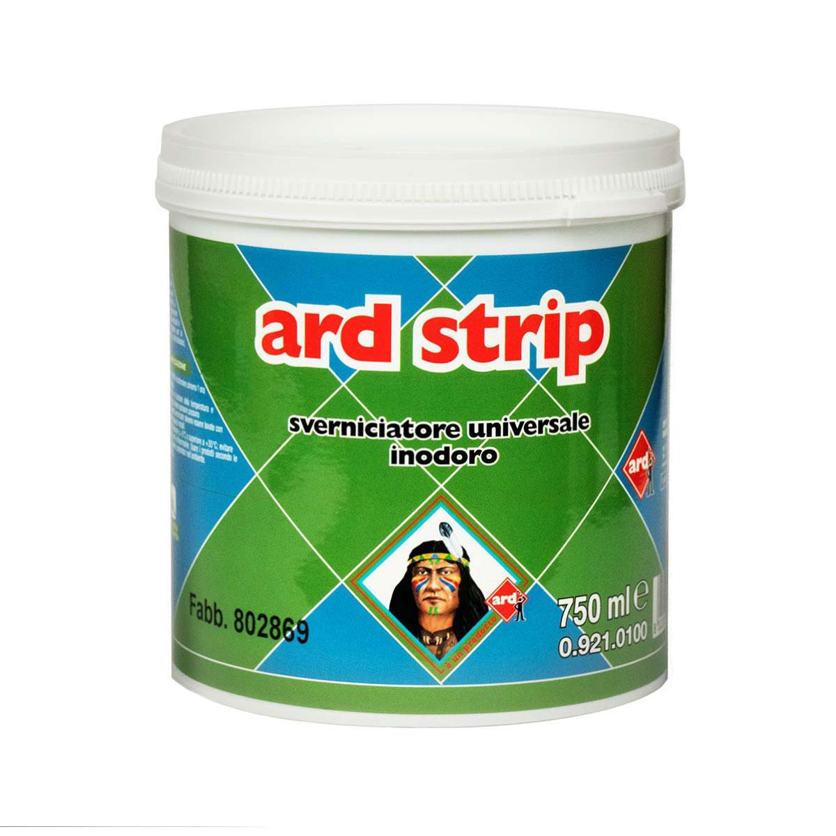 verniciatore Ard Strip front