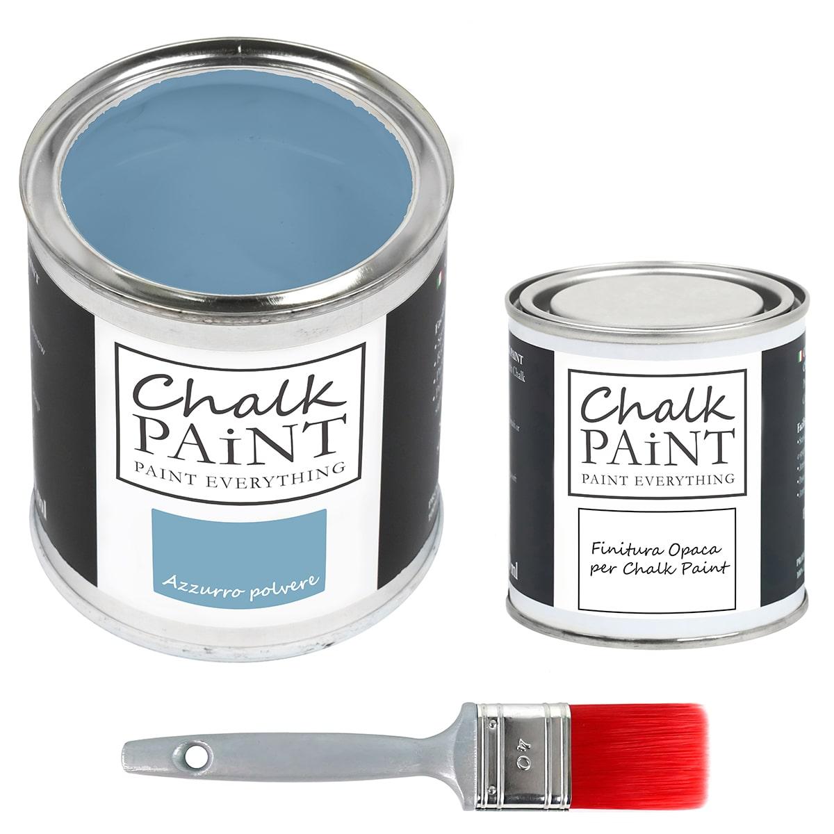CHALK PAINT Azzurro polvere