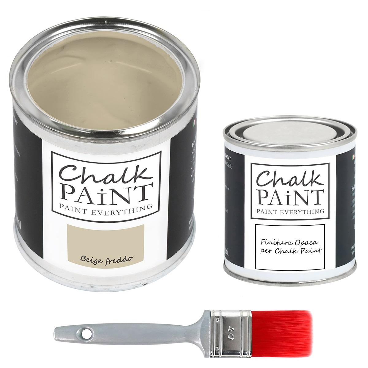 chalk paint Beige freddo
