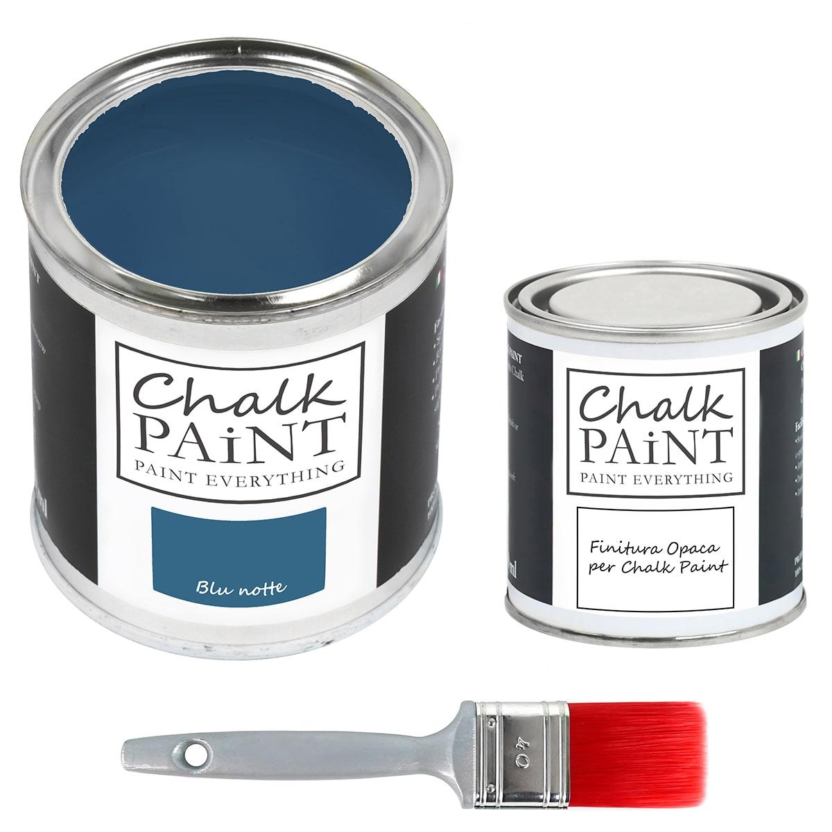 CHALK PAINT Blu notte